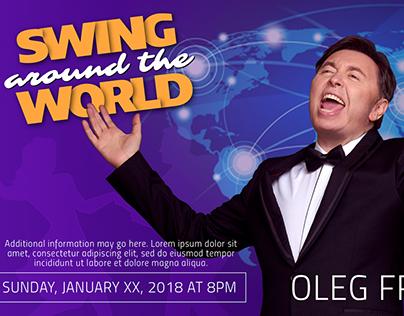 Swing Around the World with Oleg Frish