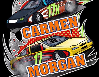 Racing Team Shirt Designs