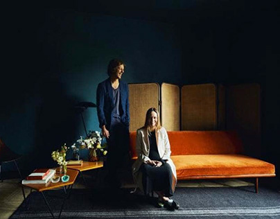 The Sister Hotel by Paul Barbera for Vogue Living