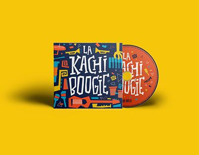 La Kachi Boogie - Arte de disco
