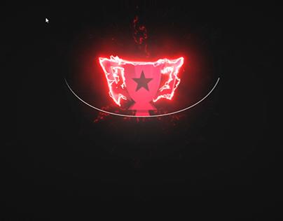 Champions Club - Logo Animation
