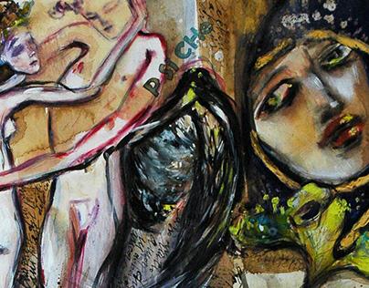 Eros&Pyche - Paolo&Francesca/ love stories