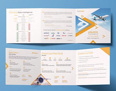 RateGain AirGain Brochure