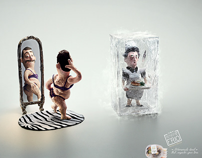 Bendito Frio frozen meals - Respect your time