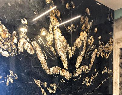 MILLENIUM GOLD MARBLE