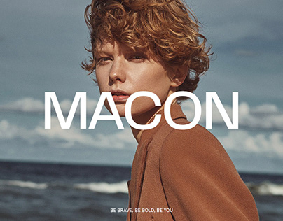 Macon - Visual Identity