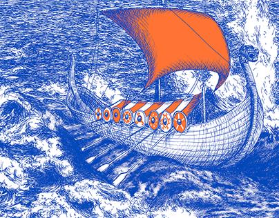 Viking bichromy