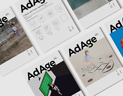 Ad Age Creatives Cover Competition 2018