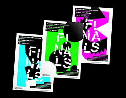 FINALS Minerva Academy Groningen — Identity