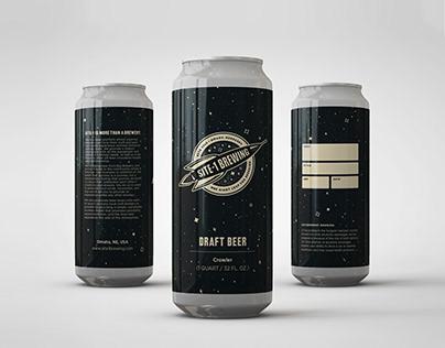 Crowler Label Design