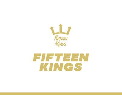 FIFTEEN KINGS