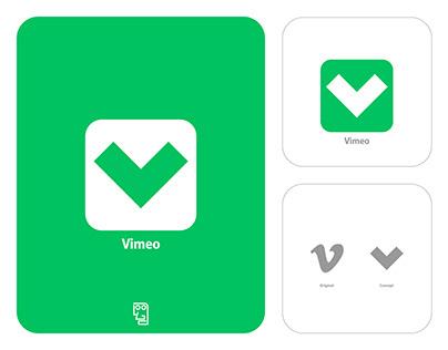Vimeo Logo Redesign