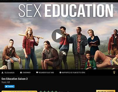 Sex Education Saison 2 streaming vf | fCine.TV