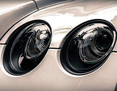 Rendering / Bentley Continental