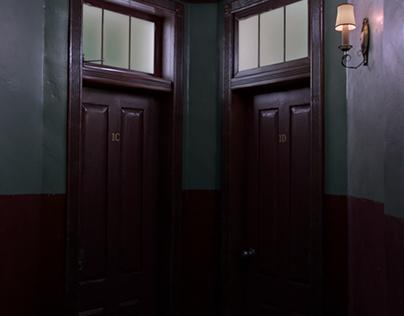 CGI - 30's Interior - RnD