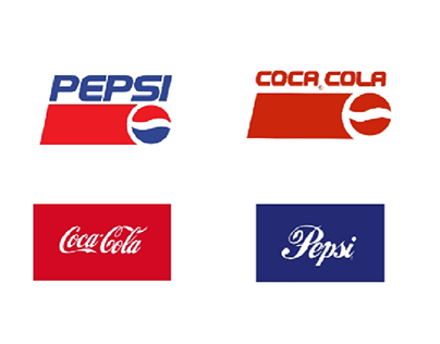 The brand swap ( an experiment)