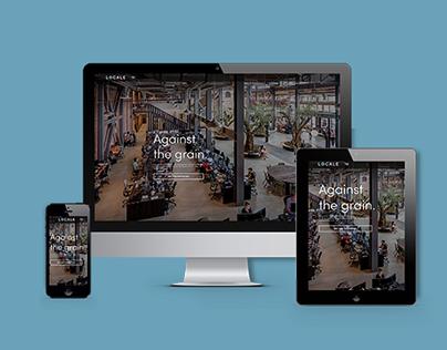 Locale Advisors Web Design