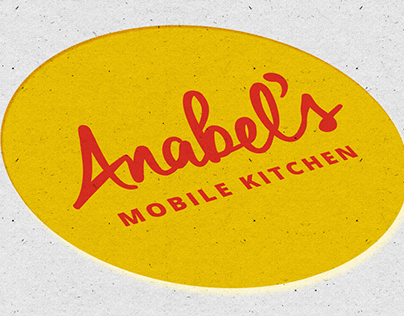 Anabel's Mobile Kitchen - Logo Design and Process