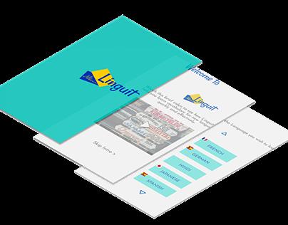 Linguit Vocabulary App