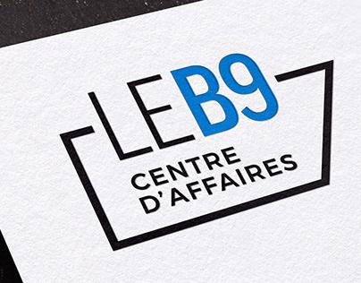 LEB9 Centre d'affaires - Logo