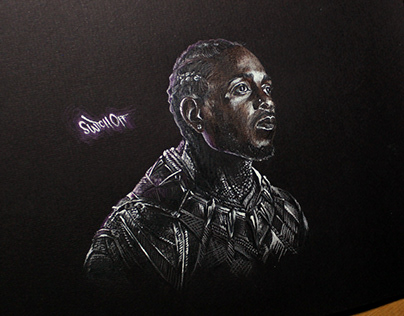 Kendrick   Black Panther