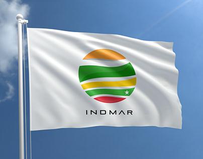 Logo branding for India Myanmar Foundation Group