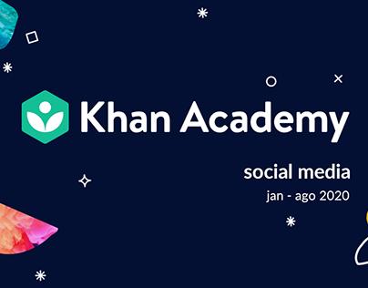 Social Media Khan Academy