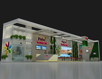 porto vacation club Stand