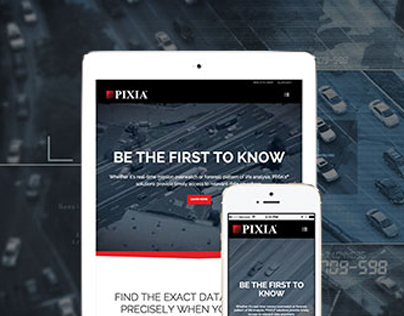 PIXIA WEBSITE