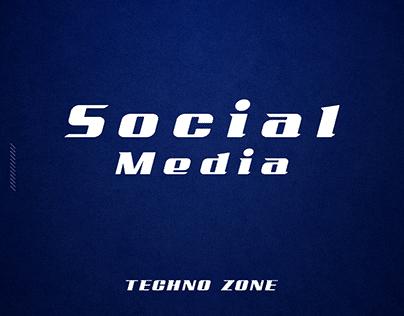 Social Media / Techno zone