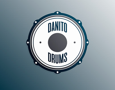 DanitoDrums - YouTube Channel Logo