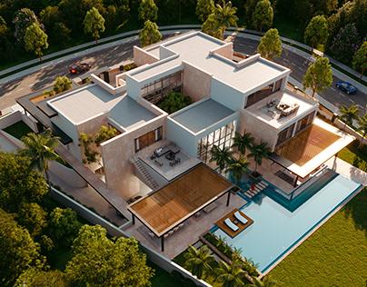 Palm Hills-Mansion