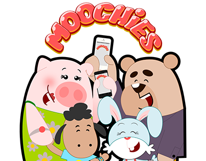MOOCHIES KIDS TRACKING WATCH