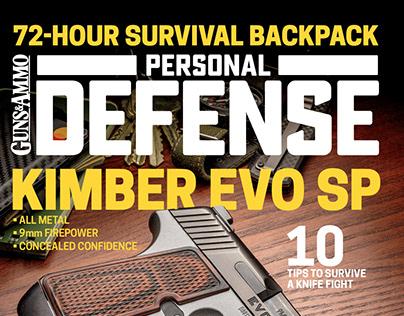 Personal Defense magazine 2019