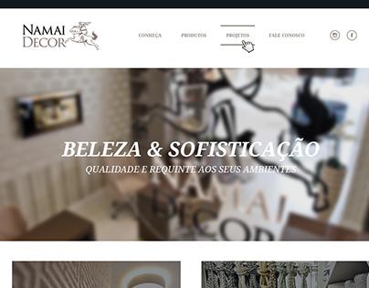 DecorShop Website