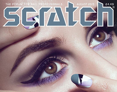 Cover: Scratch magazine August'15