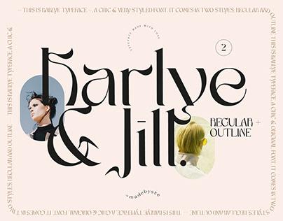 Karlye Typeface
