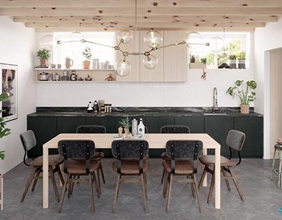 Fortstberg Ling Kitchen