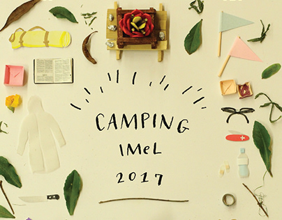 Cartaz Camping 2017