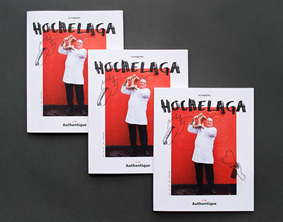 Magazine Hochelaga - Authentique