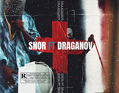 "ART WORK ""SNOR ft DRAGANOV"""