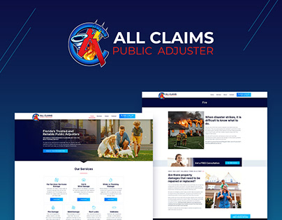 All Claims Public Adjuster   Website