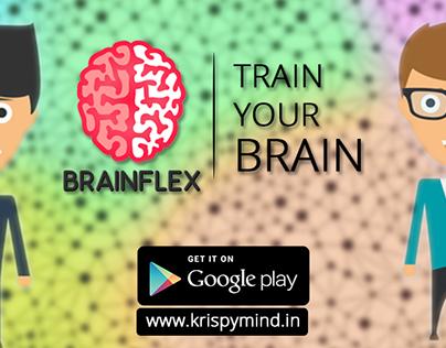 Game UI Desing - Krispy Mind