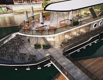 Boat - Raft Restaurant