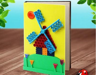 Windmill Bookcover