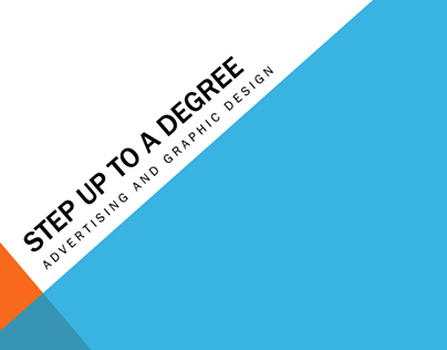 Step Up To A Degree Video