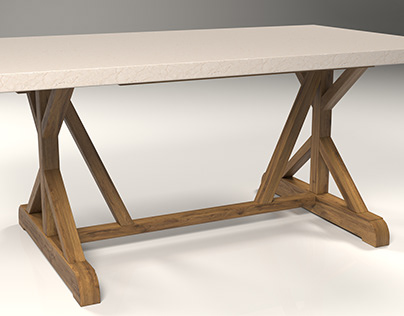 CHARLTON HOME Wydmire Dining Table