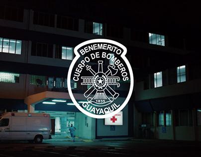 Bomberos de Guayaquil - Mantengamos esta época en casa