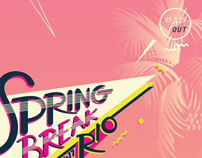 SpringBreak Rio 2017
