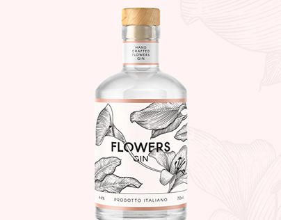 GIN LABEL, PERSONAL PROJECT